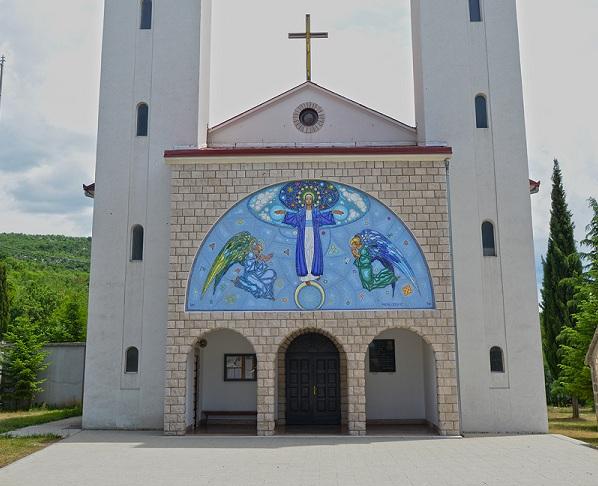 NAJAVA DOGAĐAJA: Blagoslov slike na crkvi u Zagvozdu