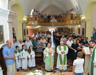 50. obljetnica svećeništva zlatomisnik Vladimir Mikrut