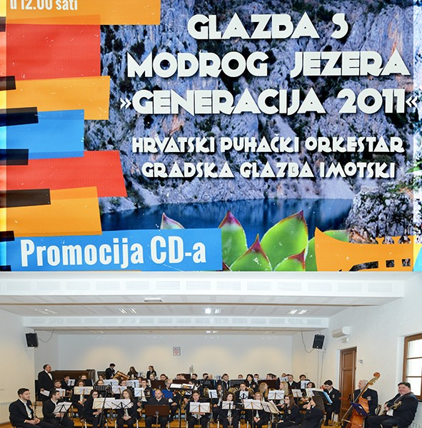 GLAZBA S MODROG JEZERA GENERACIJA 2011.